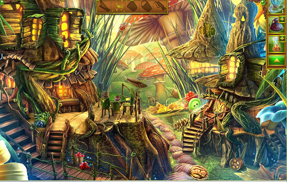 Lost Island - Eternal Storm - Fairy Glade