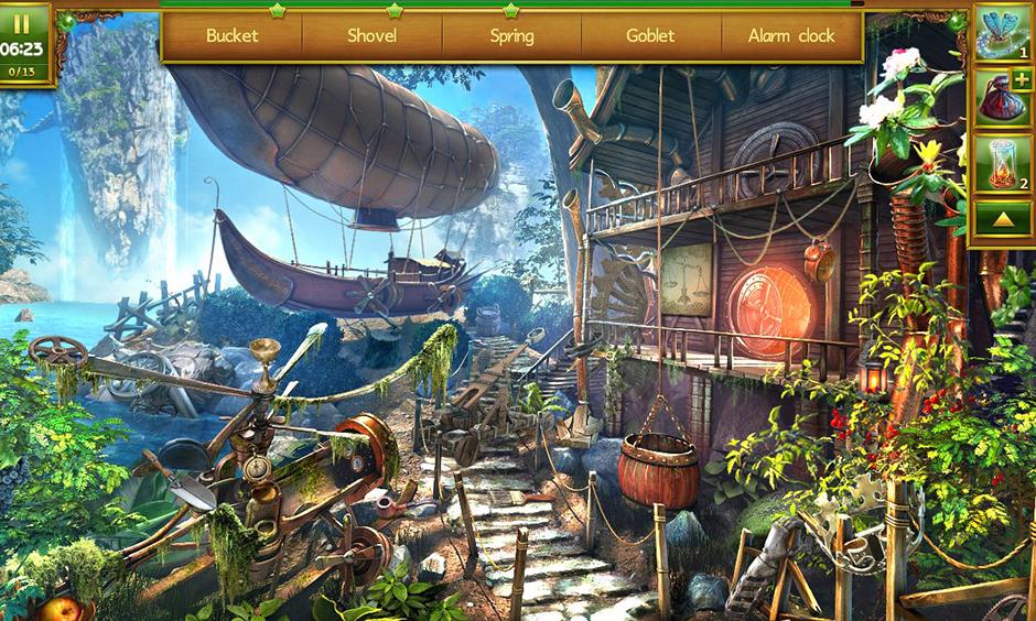 Lost Island - Eternal Storm - Floating Isles