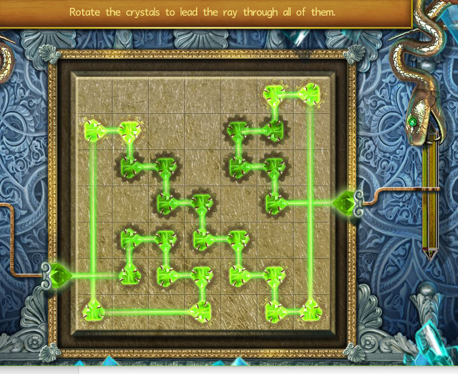 Lost Island - Eternal Storm - Mini - Game Solution - Mini-Game Solution 15