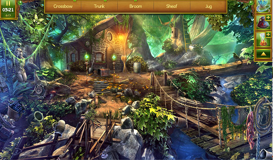 Lost Island - Eternal Storm - Weapons 2