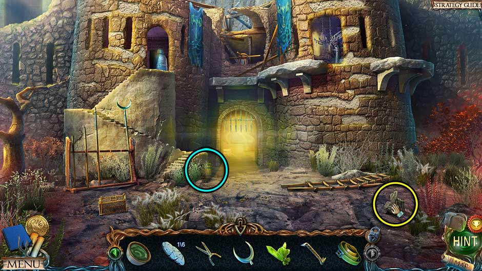 Lost Lands – The Golden Curse Arena Entrance Collectibles Locations