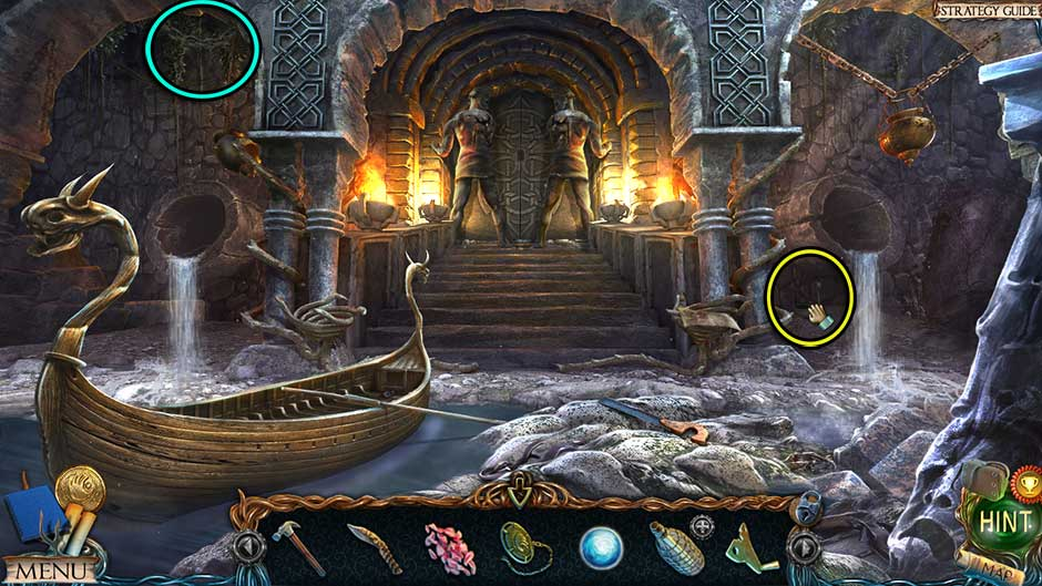 Lost Lands – The Golden Curse Castle of Madness Collectibles Locations