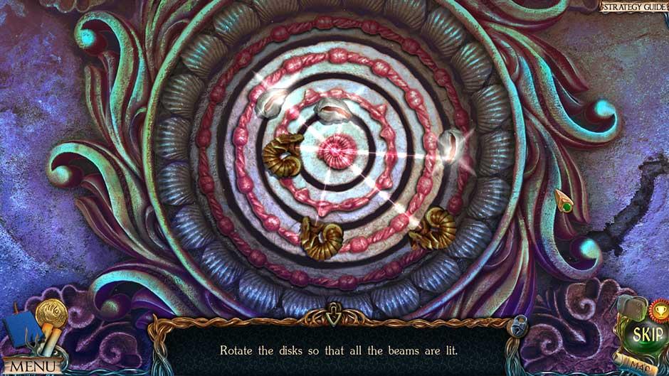 Lost Lands – The Golden Curse Dragon Disk Puzzle Solution