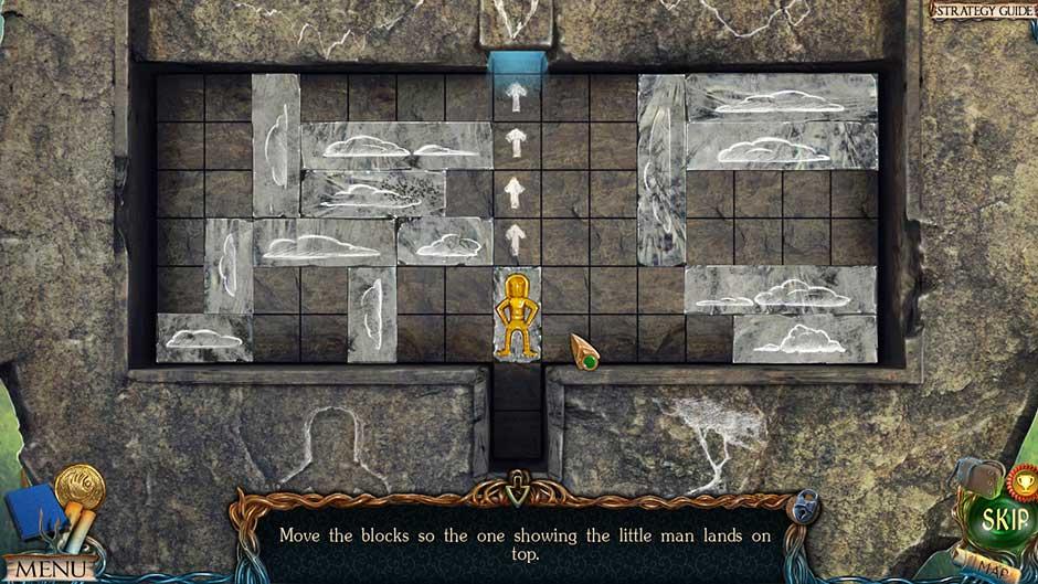 Lost Lands – The Golden Curse Portal Puzzle Solution