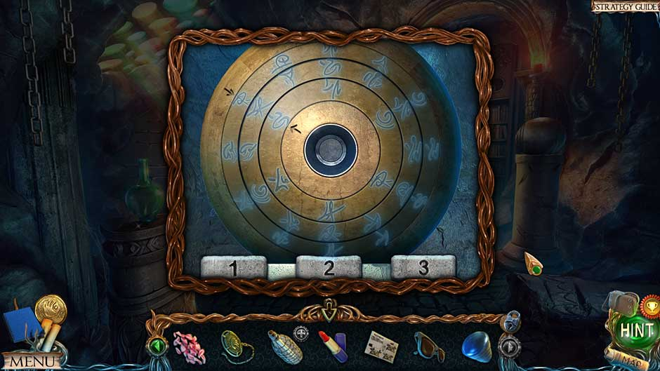 Lost Lands – The Golden Curse Room of Riddles Rotation Puzzle Solution