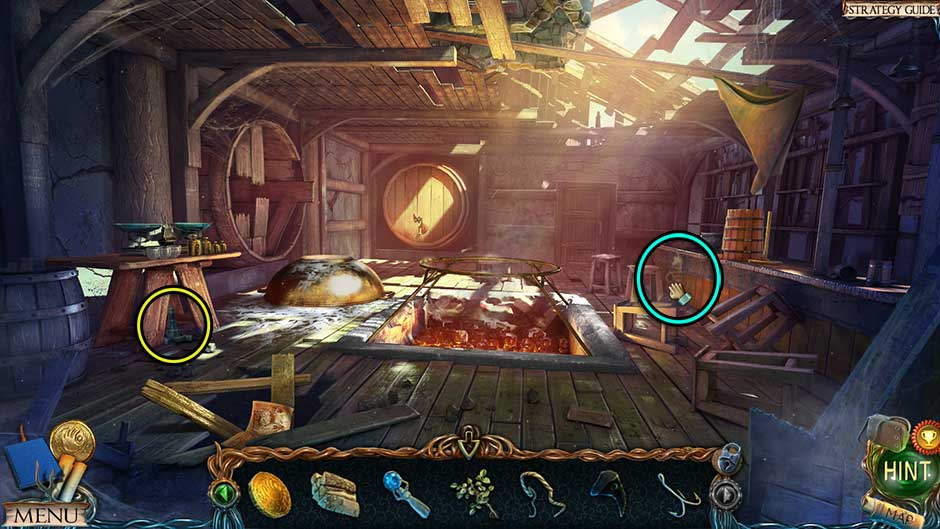 Lost Lands – The Golden Curse Tavern Collectibles Locations