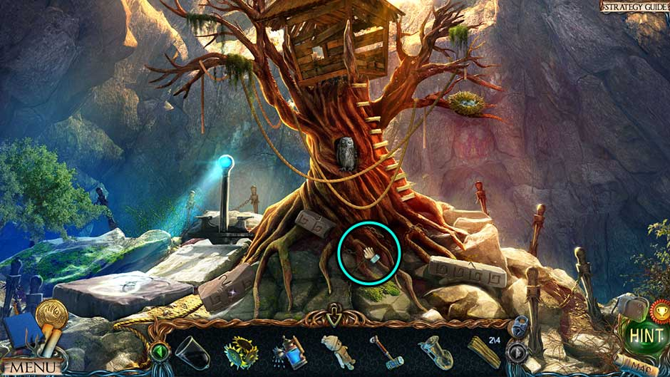 Lost Lands – The Golden Curse Tree of Life Collectible Location