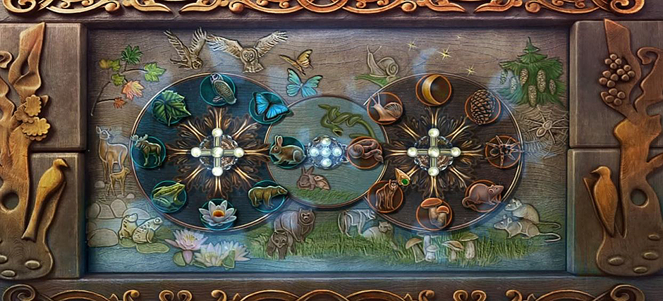 Lost Lands - The Four Horsemen - Blue Energy Sphere