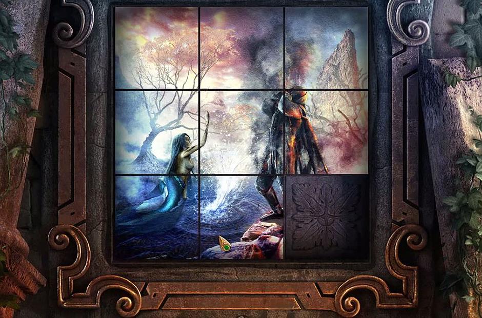 Lost Lands - The Four Horsemen - Fresco