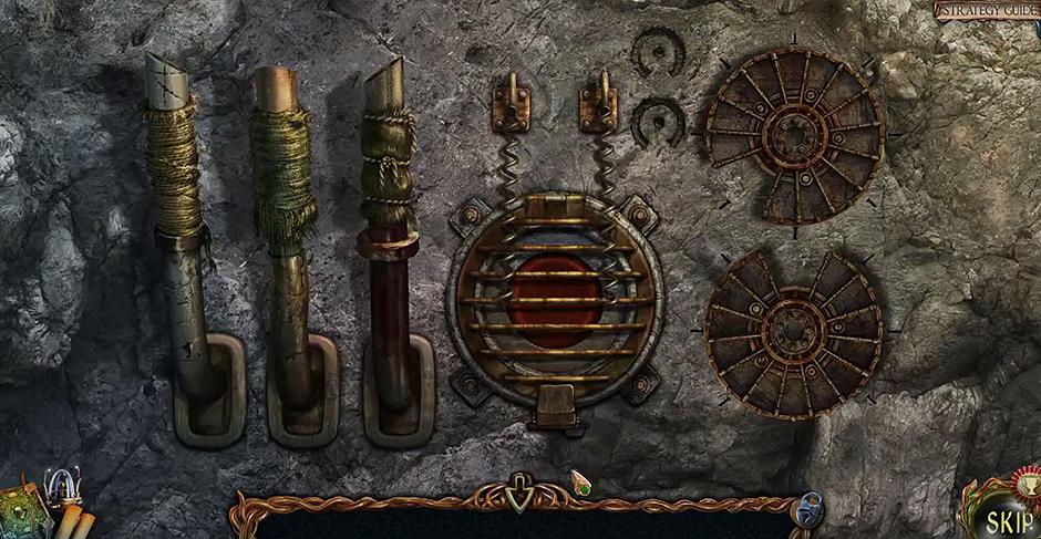 Lost Lands - The Four Horsemen - Mini Game
