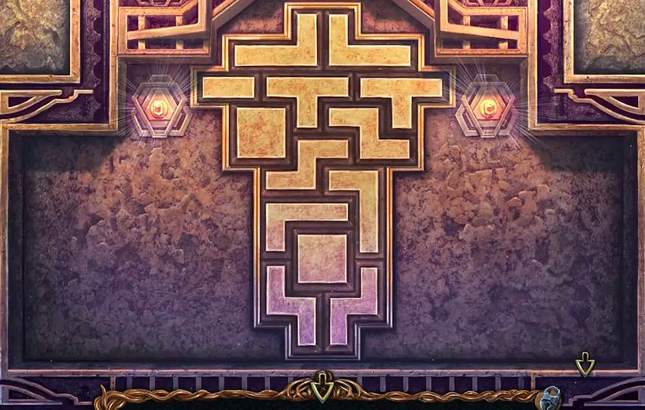 Lost Lands - The Four Horsemen - Puzzle Pieces Solution