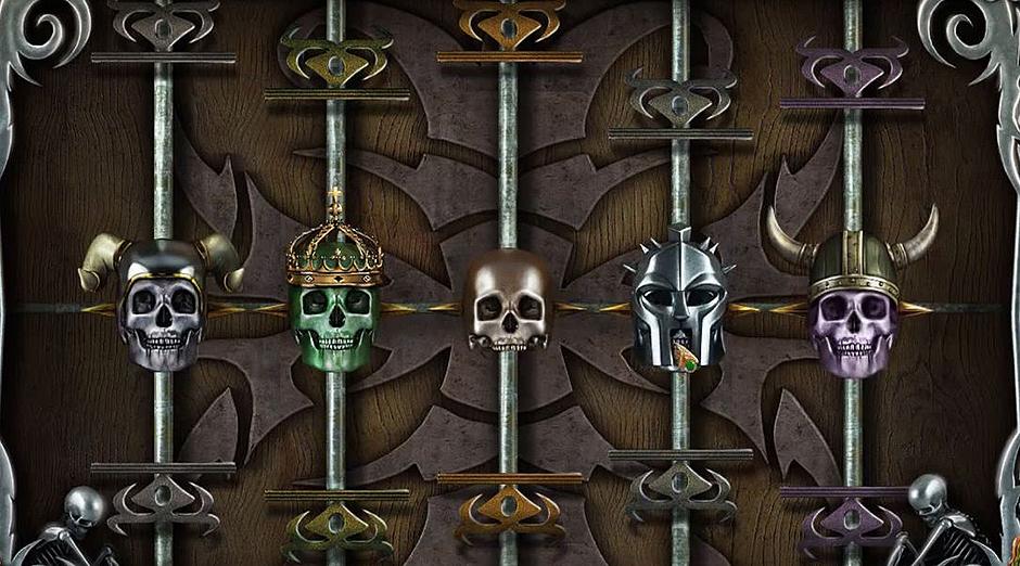 Lost Lands - The Four Horsemen - Skull