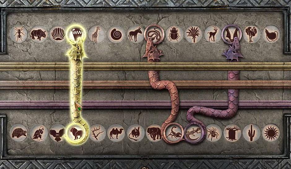 Lost Lands - The Four Horsemen - Snakes