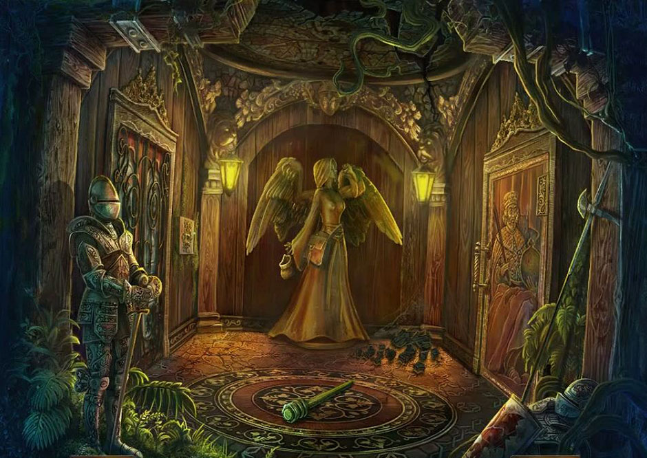 Mayan Prophecies - Ship of Spirits - Angel