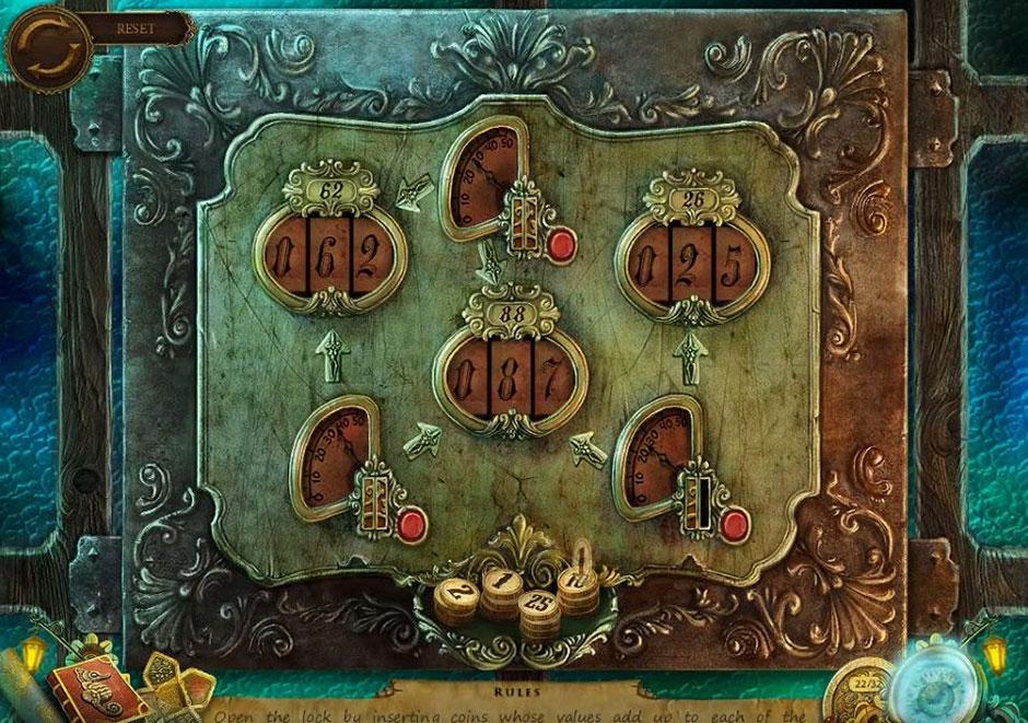 Mayan Prophecies - Ship of Spirits - Coins Puzzle