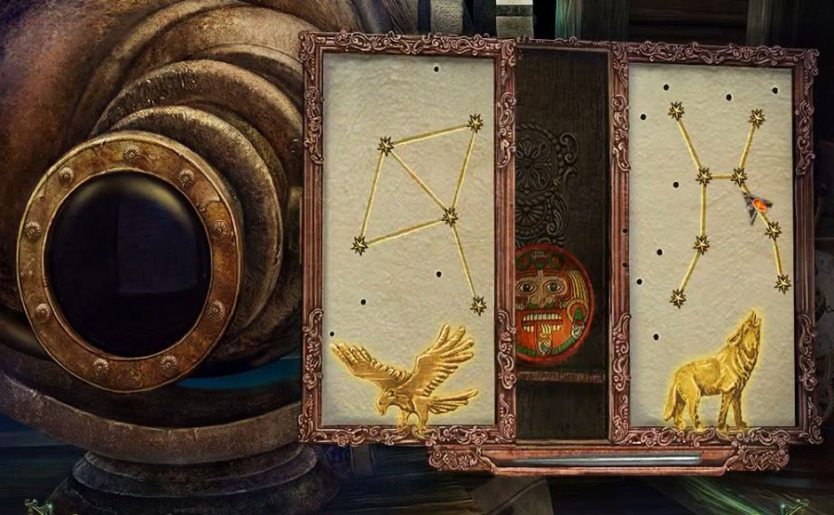 Mayan Prophecies - Ship of Spirits - Constellation