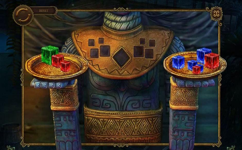 Mayan Prophecies - Ship of Spirits - Cubes