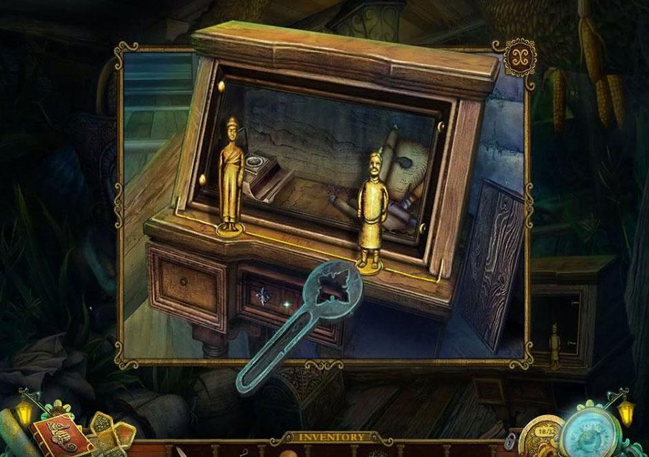Mayan Prophecies - Ship of Spirits - Desk Drawer