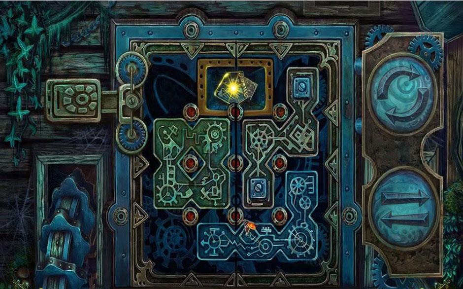 Mayan Prophecies - Ship of Spirits - Gear Pieces