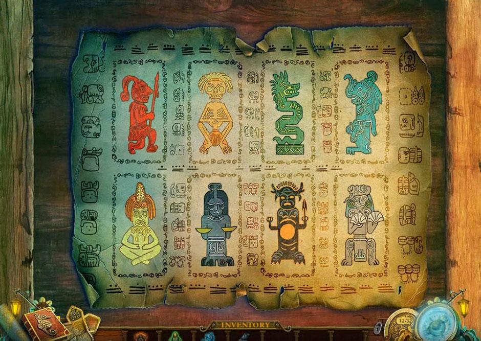 Mayan Prophecies - Ship of Spirits - Idols