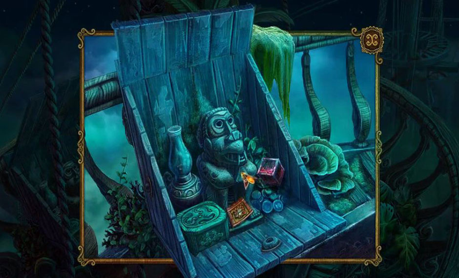 Mayan Prophecies - Ship of Spirits - Jolly Roger