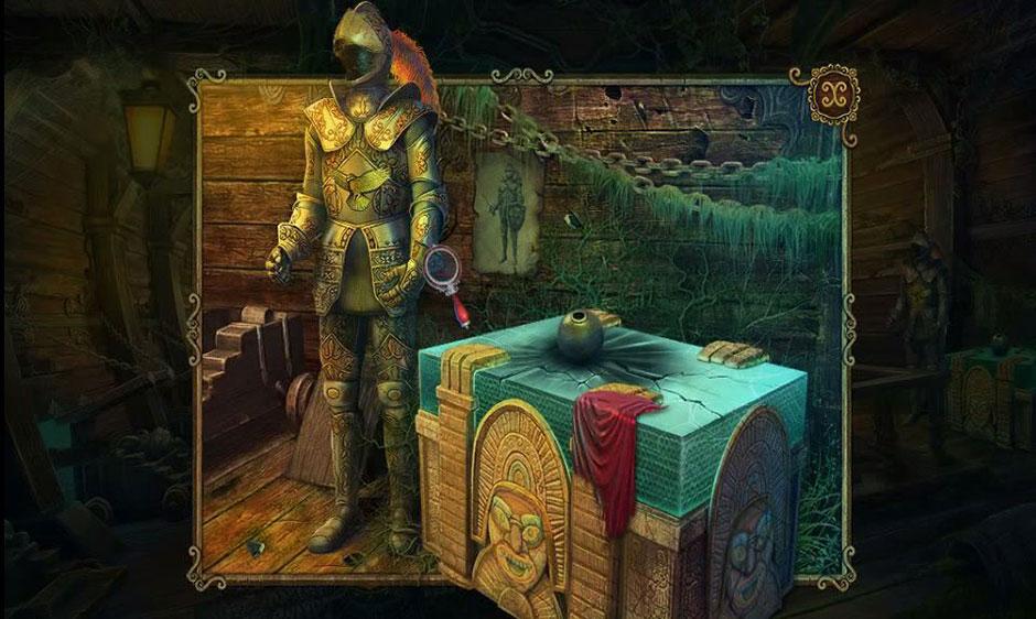 Mayan Prophecies - Ship of Spirits - Knight