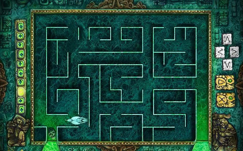 Mayan Prophecies - Ship of Spirits - Maze