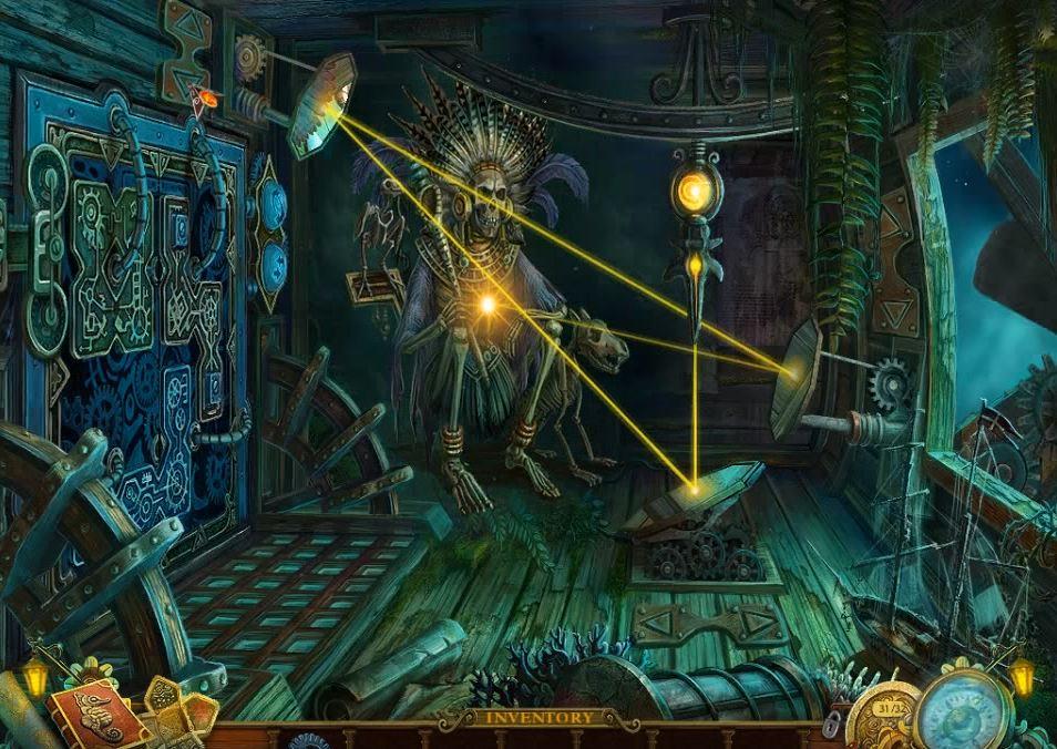 Mayan Prophecies - Ship of Spirits - Mirrors