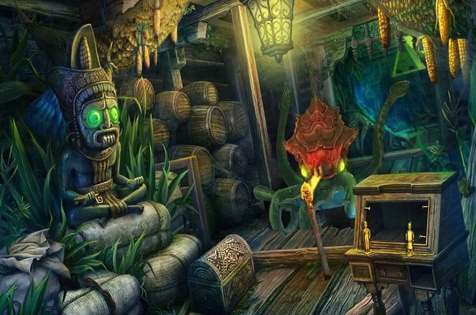 Mayan Prophecies - Ship of Spirits - Octopus