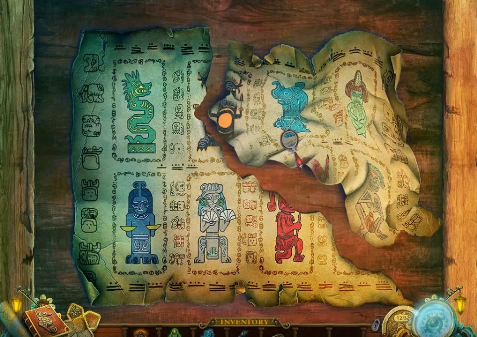 Mayan Prophecies - Ship of Spirits - Picture Part