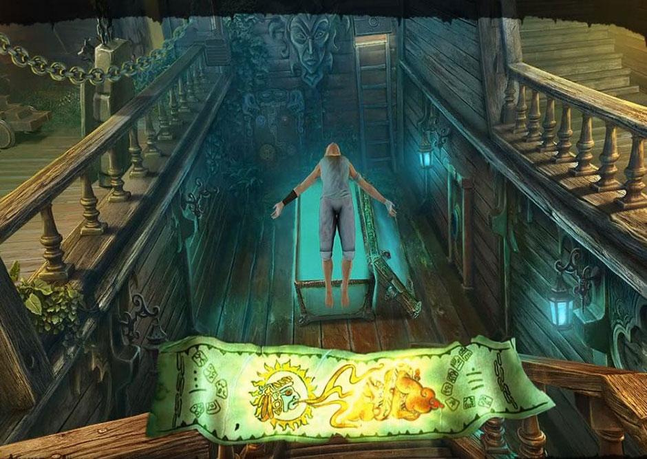 Mayan Prophecies - Ship of Spirits - Sarcophagus