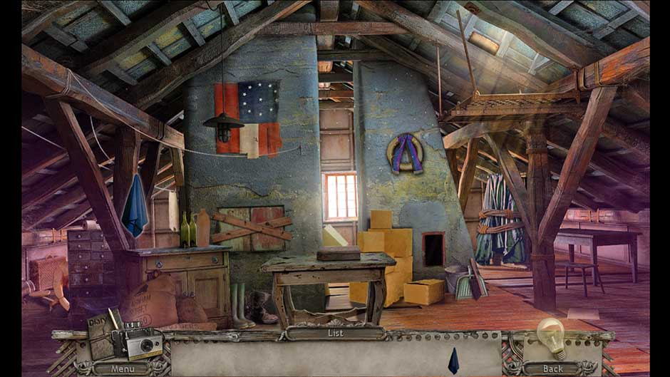 Mysteries of the Past – Shadow of the Daemon Attic Object Placement Solution