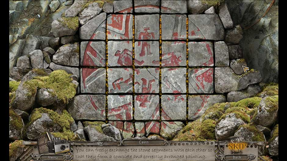 Mysteries of the Past – Shadow of the Daemon Cairn Stone Puzzle Solution