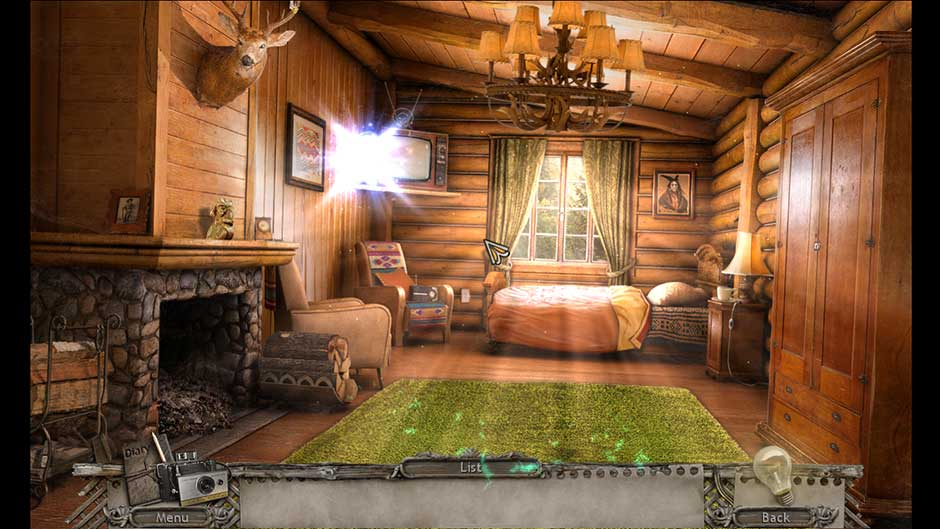 Mysteries of the Past – Shadow of the Daemon Room 11 Object Placement Locations