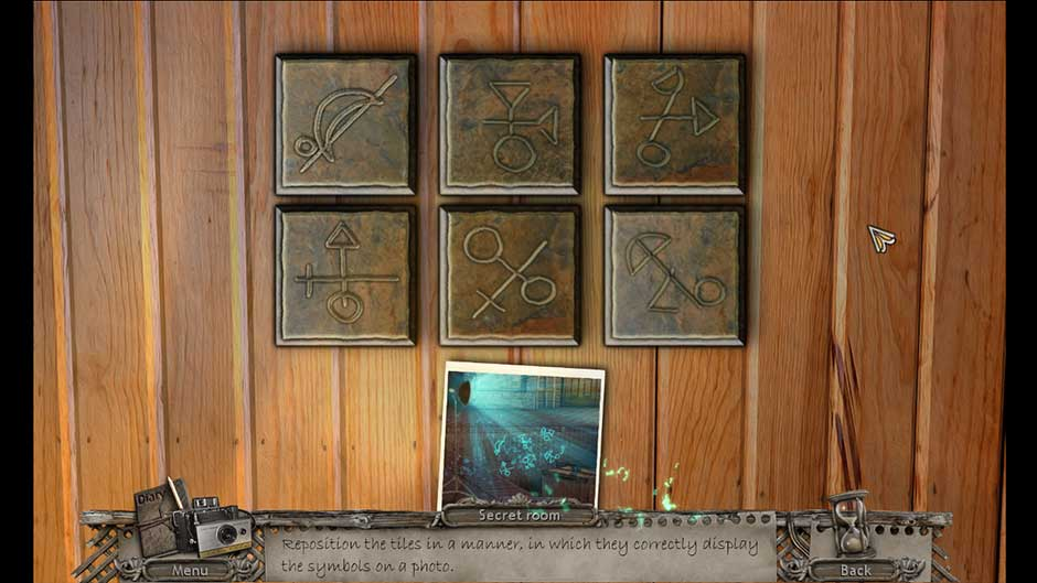 Mysteries of the Past – Shadow of the Daemon Room 13 Door Symbols Puzzle Solution