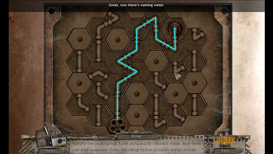 Mysteries of the Past – Shadow of the Daemon Tube Pipe Puzzle Solution