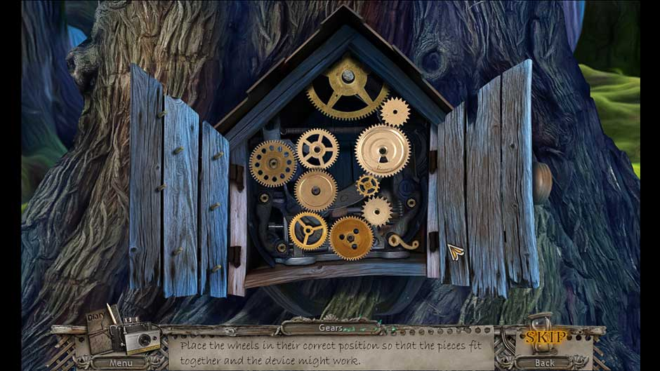 Mysteries of the Past – Shadow of the Daemon Gear Puzzle Solution
