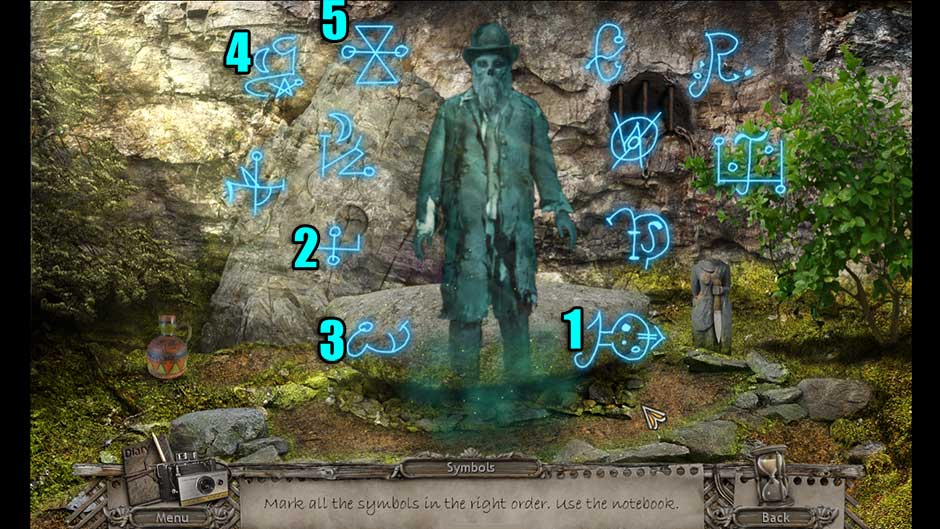 Mysteries of the Past – Shadow of the Daemon Guardian Puzzle Solution