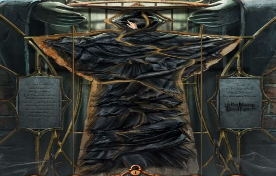Nightmare Realm - In the End - Dark Robe