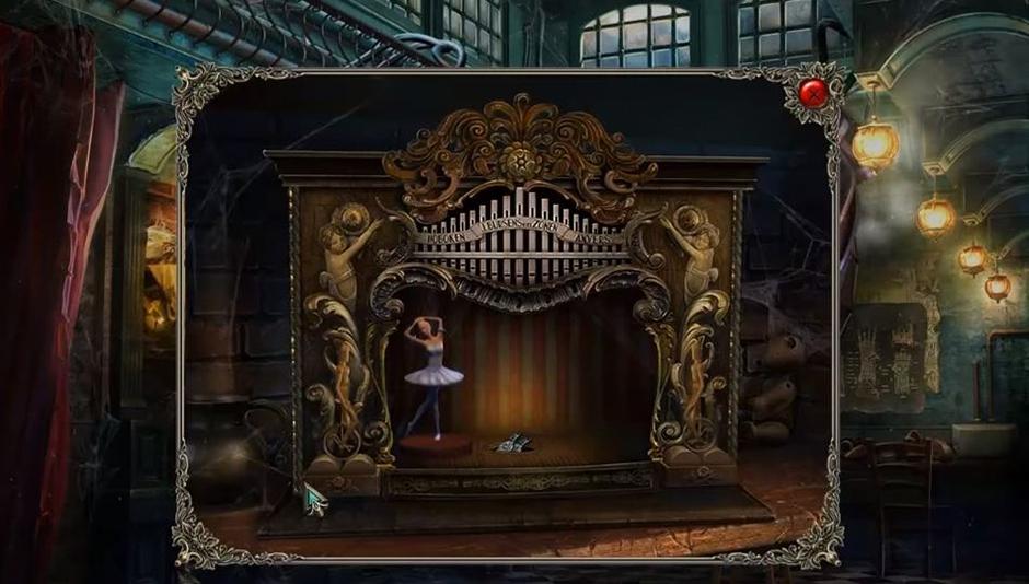Panopticon - Path of Reflections - Ballerina