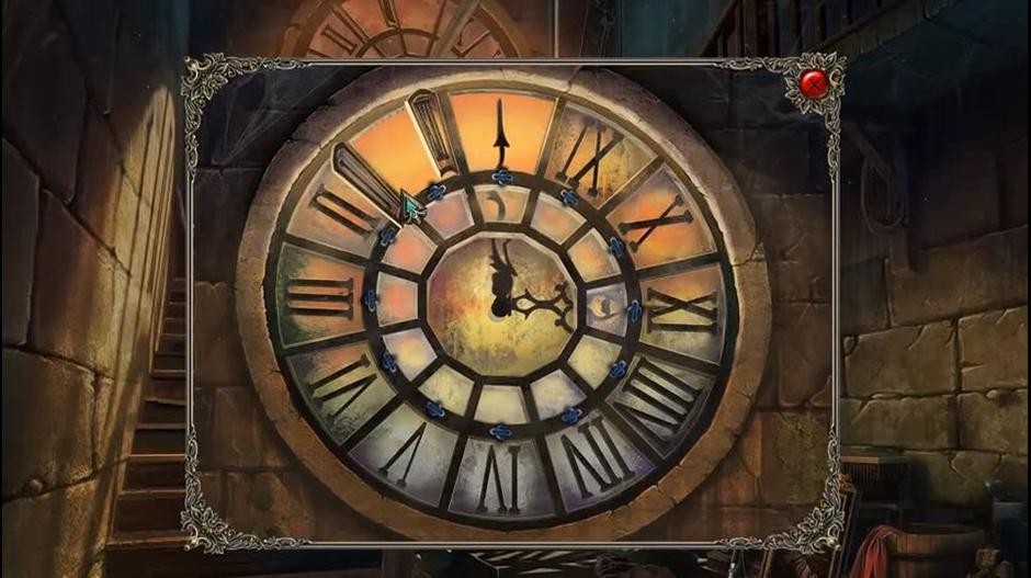 Panopticon - Path of Reflections - Clock