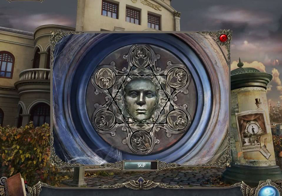 Panopticon - Path of Reflections - Mask Puzzle Solution