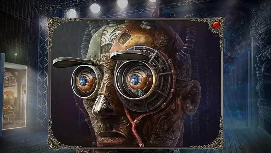 Panopticon - Path of Reflections - Mechanical Head