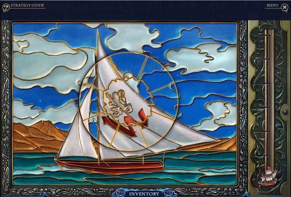 Phantasmat - Crucible Peak - Boat