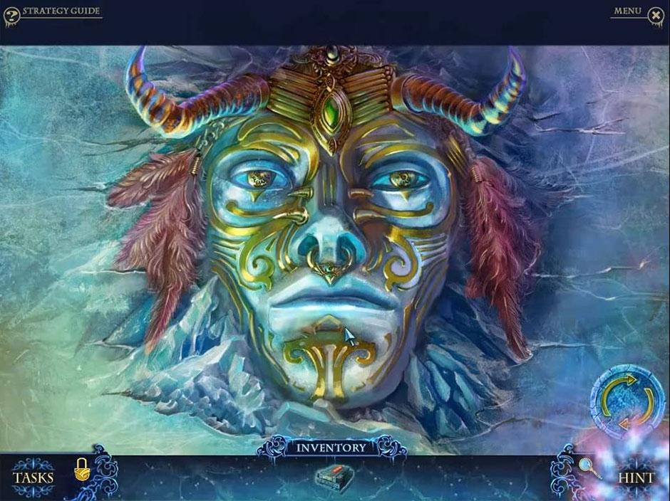 Phantasmat - Crucible Peak - Fallen Face