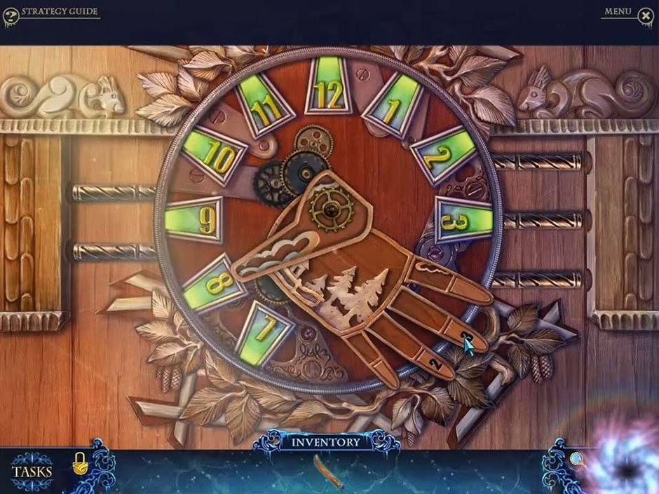 Phantasmat - Crucible Peak - Wooden Hand