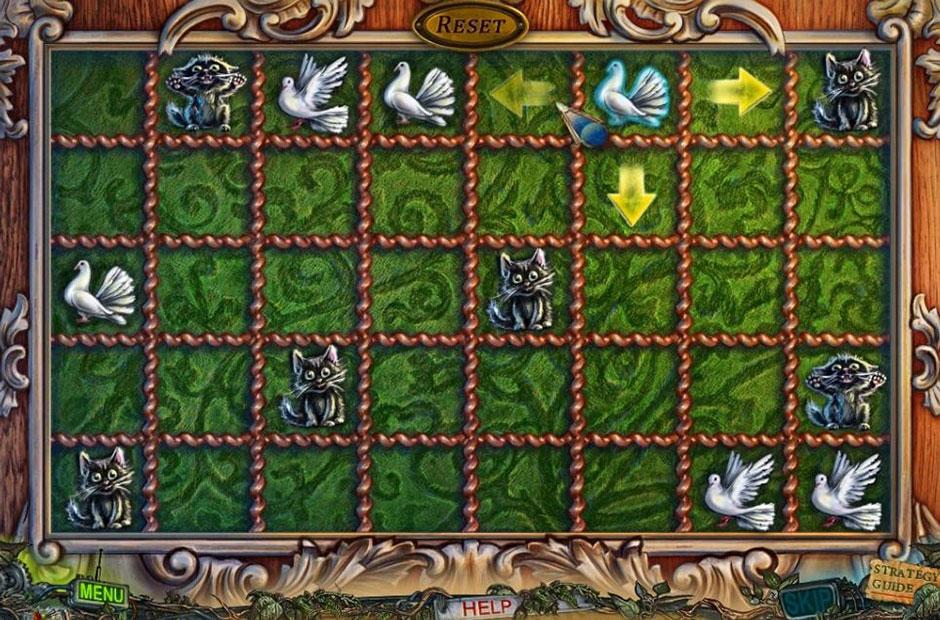 Twilight Phenomena - The Lodgers of House 13 - Doves Puzzle