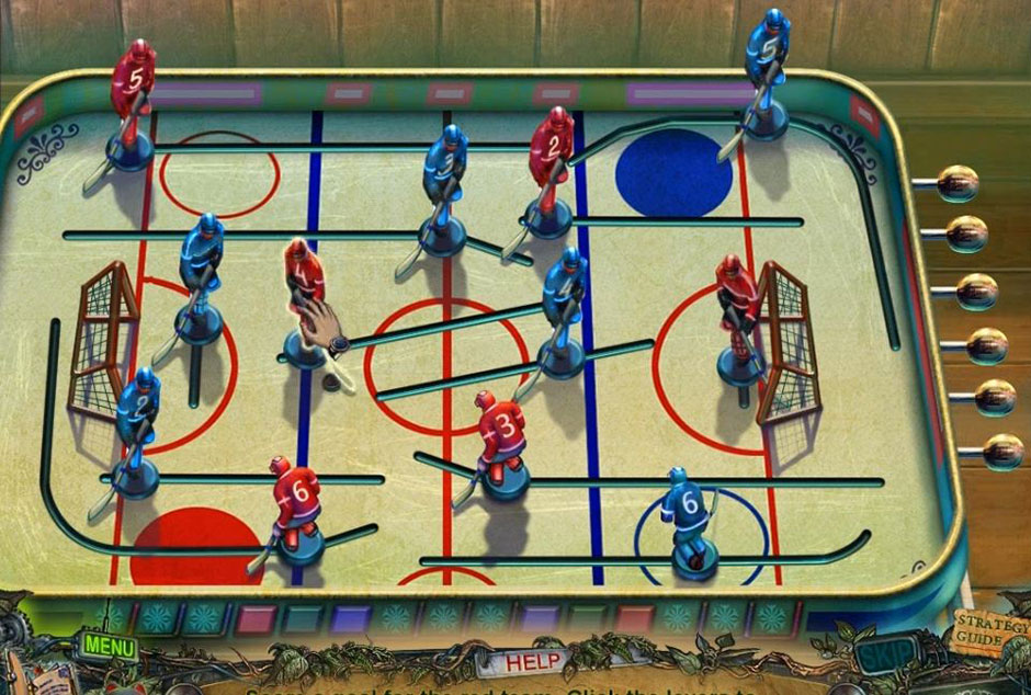 Twilight Phenomena - The Lodgers of House 13 - Hockey Table