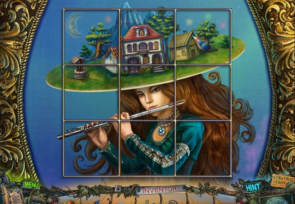 Twilight Phenomena - The Lodgers of House 13 - Lampshade Puzzle Solution