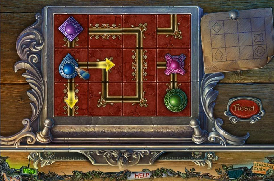 Twilight Phenomena - The Lodgers of House 13 - Medals Puzzle Solution